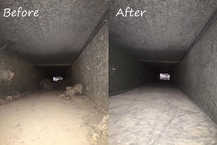 Air Duct Cleaning Crib Point