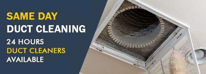 Ducted Heating Cleaning Caveat