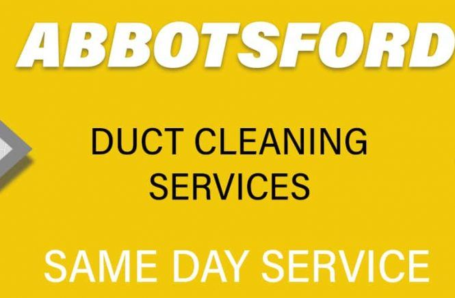 Duct Cleaning Abbotsford