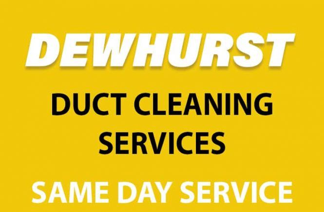 Duct Cleaning Dewhurst