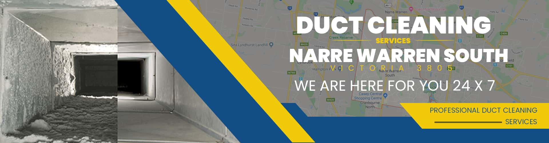 Duct Cleaning Narre Warren South