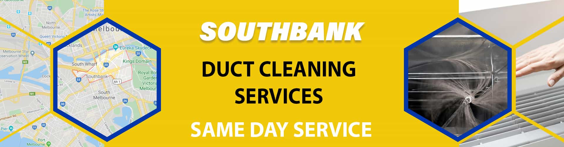 Duct Cleaning Southbank