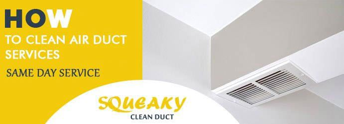 Professional Duct Cleaning Services Gilderoy