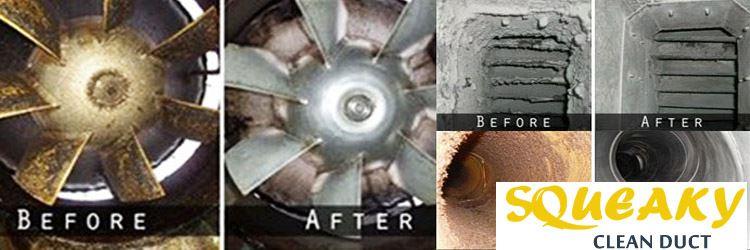 Air Duct Repairs